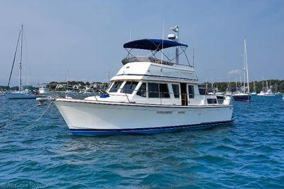 1990 36' Sabre-Sabreline Fast Trawler Pocasset, MA, US