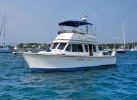 1990 Sabre Sabreline Fast Trawler