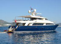2007 Ferretti Yachts Custom Line Navetta