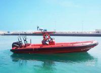 2022 Ocean Craft Marine 9.5M RHIB Professional Search and Rescue