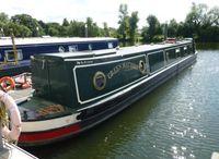 2007 Classic Fernwood 60' Narrowboat
