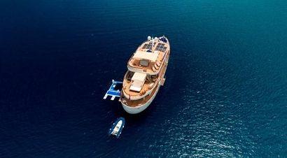 2006 111' 11'' Aegean Yachts-112' Full Displacement Motor Yacht Dubrovnik, HR
