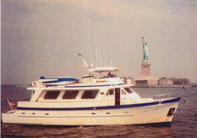 1983 61' Cheoy Lee-Cockpit Trawler Miami, FL, US