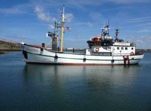 1965 Ex-Visserboot Kotter