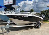 2017 Yamaha Boats 190 FSH Deluxe