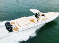 2017 Custom Impetus 36 RIB Cruiser