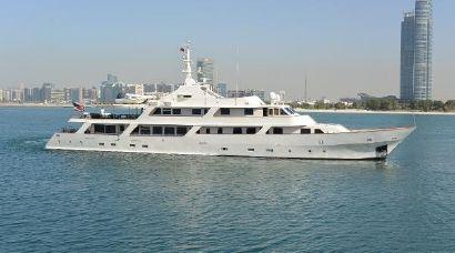 1984 113' 3'' Custom-Astillero Navales 46M Steel Egypt, EG