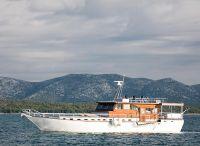 2007 Custom Steel Motor Yacht