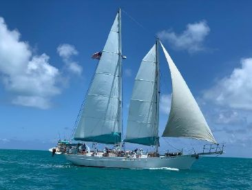 1998 75' Custom-Steel Boatworks 75' Schooner Key West, FL, US