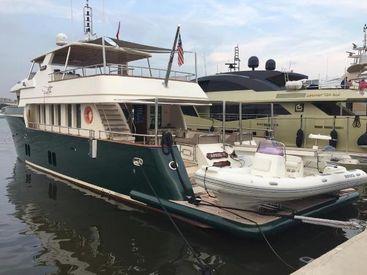 2013 98' 5'' Custom-steel trawler 30m Turkey, TR