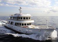 2009 Explorer 115 trawler