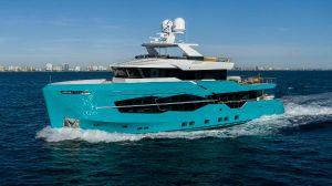 2022 105' Numarine-32XP Hull #5 - October 2023 Istanbul, TR