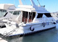 1989 Marine Projects Princess 45 Fly