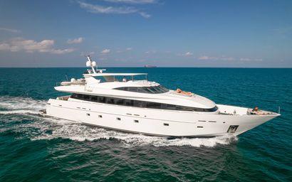 2000 116' Baglietto-Motor Yacht Fort Lauderdale, FL, US