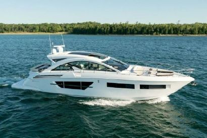 2016 59' 10'' Cruisers Yachts-60 Cantius Lewisville, TX, US