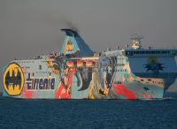 2005 Cruise Ship ROPAX FERRY - Stock No. S2592