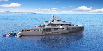 2022 132' All Ocean Yachts-Bray Ocean Rover 132 FL, US