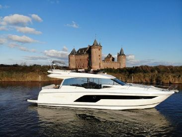 2020 61' 4'' Prestige-590 Flybridge #51 Drimmelen, NL