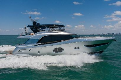 2021 76' Monte Carlo Yachts-MCY 76 Fort Lauderdale, FL, US