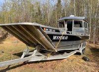 2019 Custom Alaska Homemade Boats Landing Craft