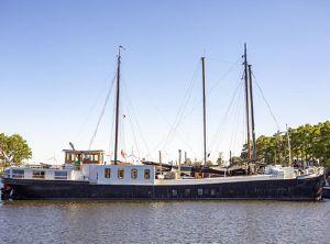 1930 Modern Varend Woonschip