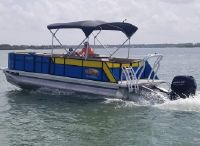 2021 Bahama Commercial Grade Tri-Toon