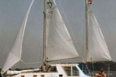 1972 Catamaran Eigenbouw