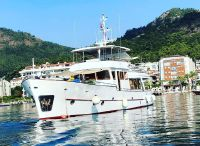 2003 Steel  Trawler Aegean 68