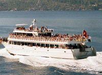 2003 Black Sea Double Deck Excursion Vessel