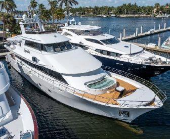 2009 120' Platinum-120 Fort Lauderdale, FL, US