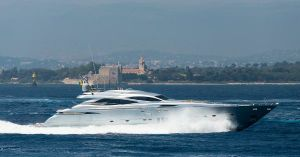 2006 121' 5'' Pershing-115 CANNES, FR