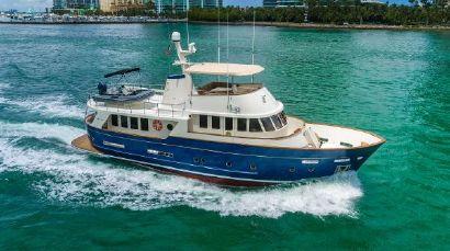 2009 60' Sea Spirit-Long Range Cruiser Portland, ME, US