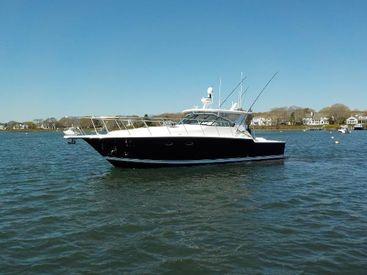 1999 43' Tiara Yachts-4300 Open (CAT Powered) Falmouth, MA, US