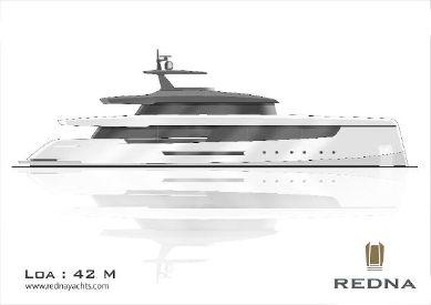2020 137' 10'' Custom-Cairo Istanbul, TR