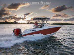 2020 Wellcraft 222 Fisherman
