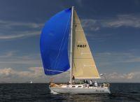 1988 J Boats J 37 Sloop