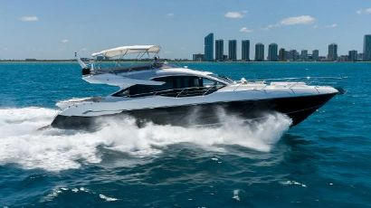 2019 74' Sunseeker-Sport Yacht Aventura, FL, US