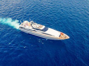 1987 120' 5'' Baglietto-120 Cyprus, CY