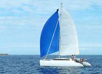 1986 Catamaran Catbury 30
