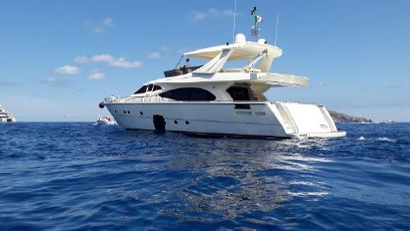 2008 78' 9'' Ferretti Yachts-780 Sicily, IT