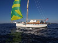 2016 Falmouth Cutter 34 Lyle Hess