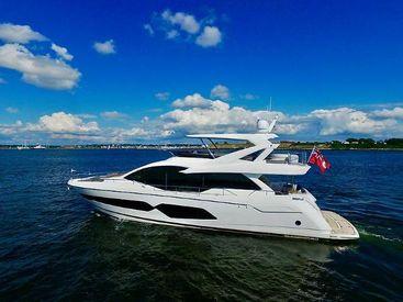 2021 76' Sunseeker-76 Yacht Fort Lauderdale, FL, US