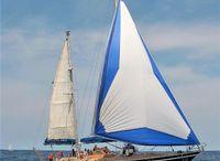 1986 Custom IDSEA 18 m Bluewater Ketch