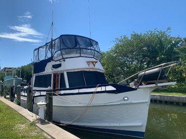 1984 42' Grand Banks-Classic Longboat Key, FL, US