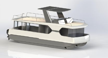 2021 Planus Nautica Aquacruise 1200