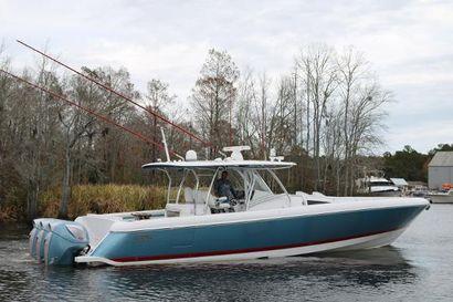 2015 47' Intrepid-475 Panacea Boca Raton, FL, US