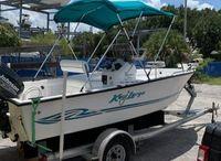 2001 Key Largo 180
