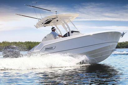 2019 23' Boston Whaler-230 Outrage Tavernier, FL, US