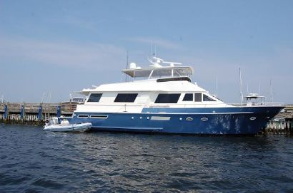 1991 72' Viking-CPMY Fairhaven, MA, US