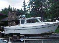 2017 Cuddy Cabin Sea West 24 Discoverer